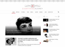 everythingaudrey.com