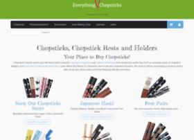 everythingchopsticks.com