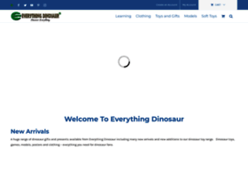 everythingdinosaur.com