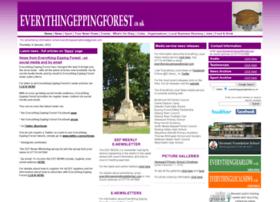 everythingeppingforest.co.uk