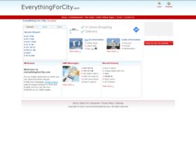 everythingforcity.com
