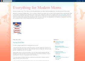 everythingformodernmoms.blogspot.com