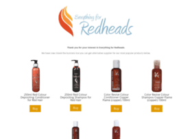 everythingforredheads.co.uk