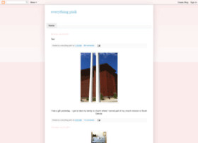 everythingispink.blogspot.com