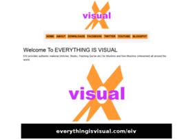 everythingisvisual.com