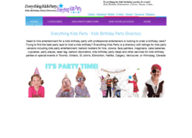 everythingkidsparty.com