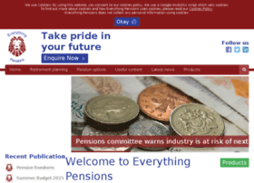everythingpensions.co.uk