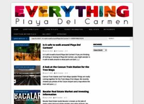 everythingplayadelcarmen.com
