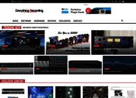 everythingrecording.com
