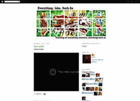 everythingsuchas.blogspot.com