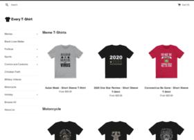 everytshirt.com