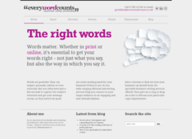 everywordcounts.co.uk