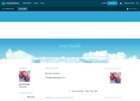 evgeniyakh.livejournal.com