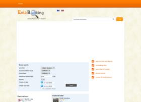 evia-booking.com