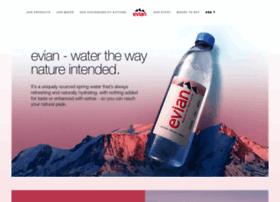 Evian.com