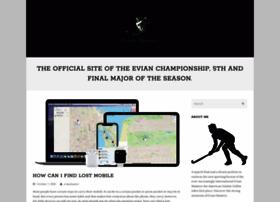 evianmasters.com