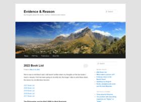 evidenceandreason.wordpress.com