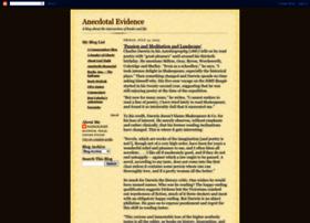 evidenceanecdotal.blogspot.com