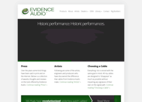 evidenceaudio.com