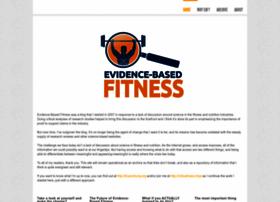 evidencebasedfitness.net