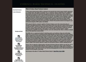 evidencebasedta.com