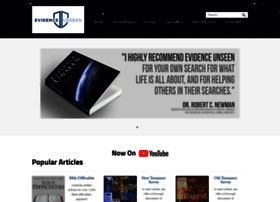 evidenceunseen.com