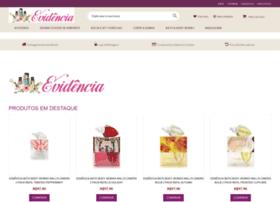 evidenciacosmeticos.com.br