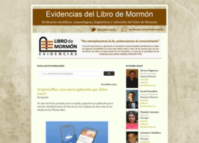 evidenciaslibrodemormon.org