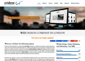 evidentart.co.uk