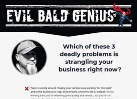 evilbaldgenius.com