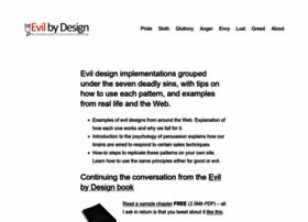 evilbydesign.info