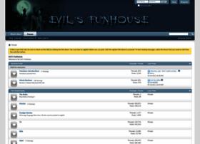 evilsfunhouse.com