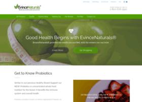 evincenaturals.com