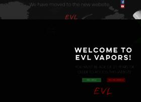 evlvapors.co.uk