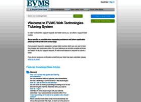 evms.supportsystem.com