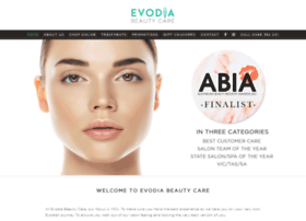 evodiabeautycare.com.au