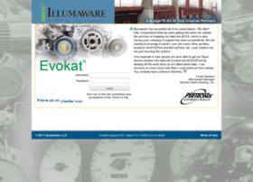 evokat.illumaware.com