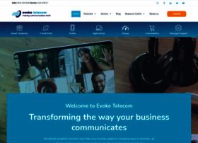 evoketelecom.com