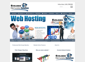 evolosiswebdesign.com