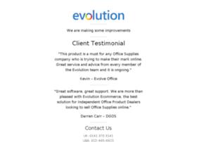 evolution-ecommerce.co.uk