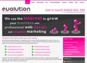 evolution-internet.com