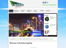evolution-lighting.co.uk