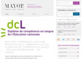 evolution.mayor-formation.com