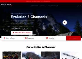 evolution2-chamonix.com