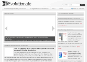 evolutionate.com