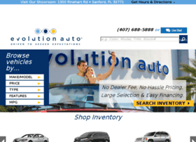 evolutionauto.com