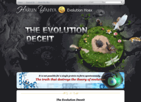 evolutiondeceit.com