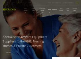 evolutionhealthcare.co.uk