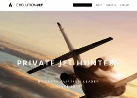 evolutionjet.aero