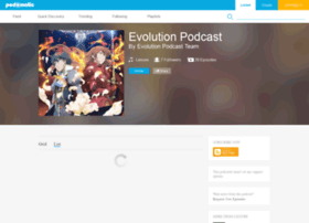 evolutionpodcast.podomatic.com